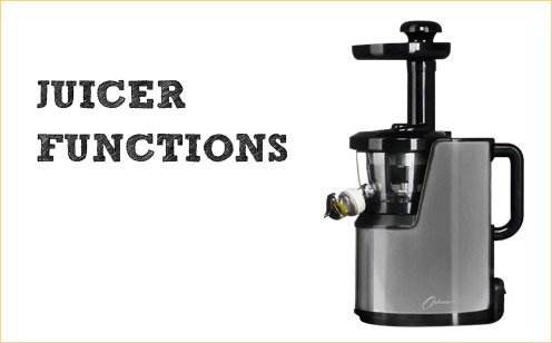 juicer functions